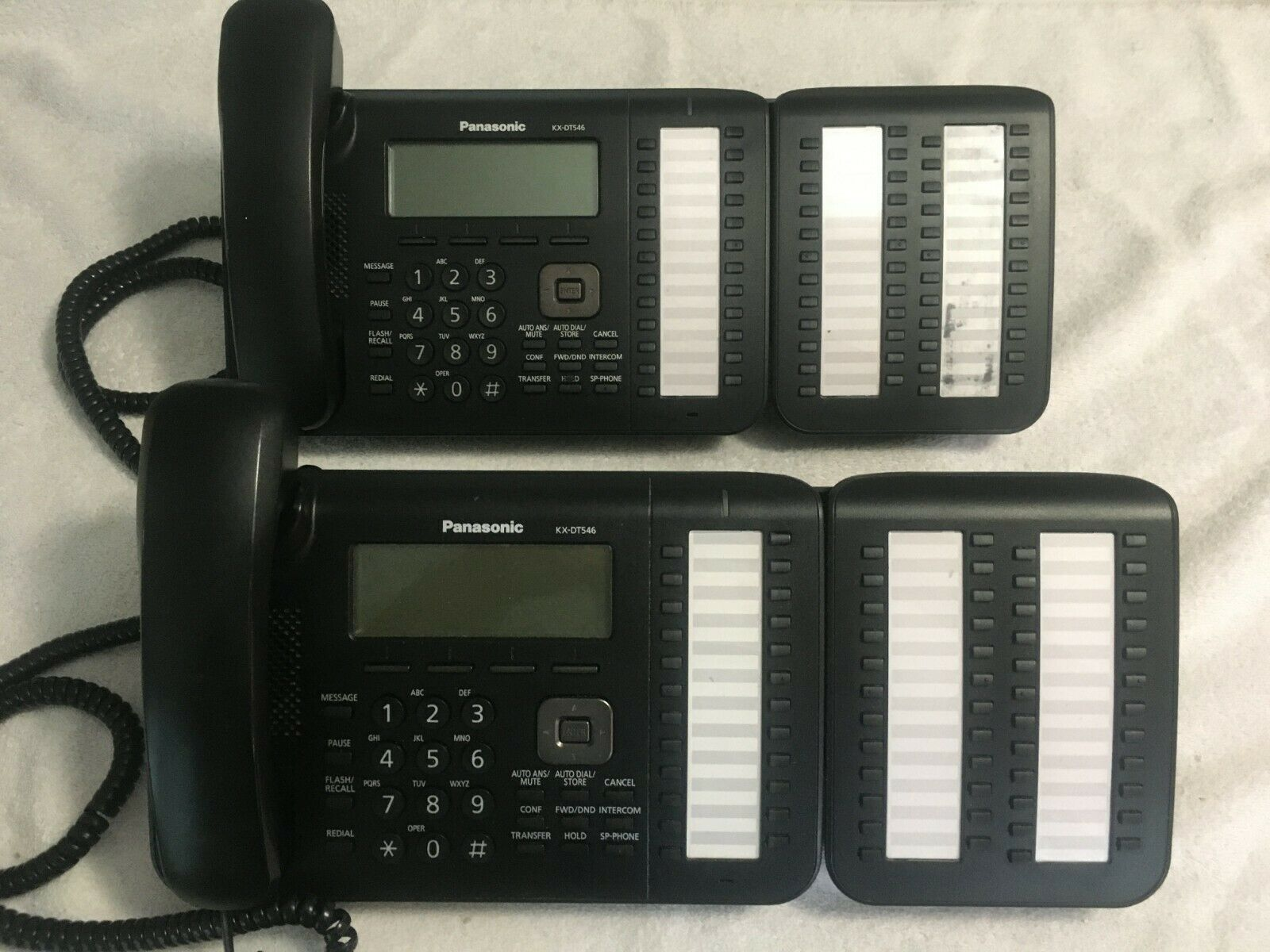 Brand New Panasonic KX-T7601-B Black USB Module for Desktop Phone KX-T7601X-B