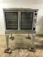 Convection Oven Blodgett Ef111 3 Phase 208230 Volt Tested