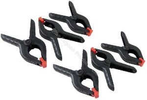 12-x-6-034-Strong-Plastic-Spring-Clamps-Market-Stall-Clips-Nylon-Large-Tarpaulin