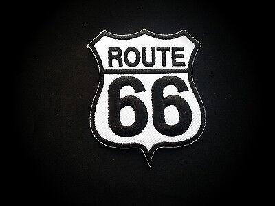 Route 66 2020 PATCH RICAMATE Biker Vintage Retrò