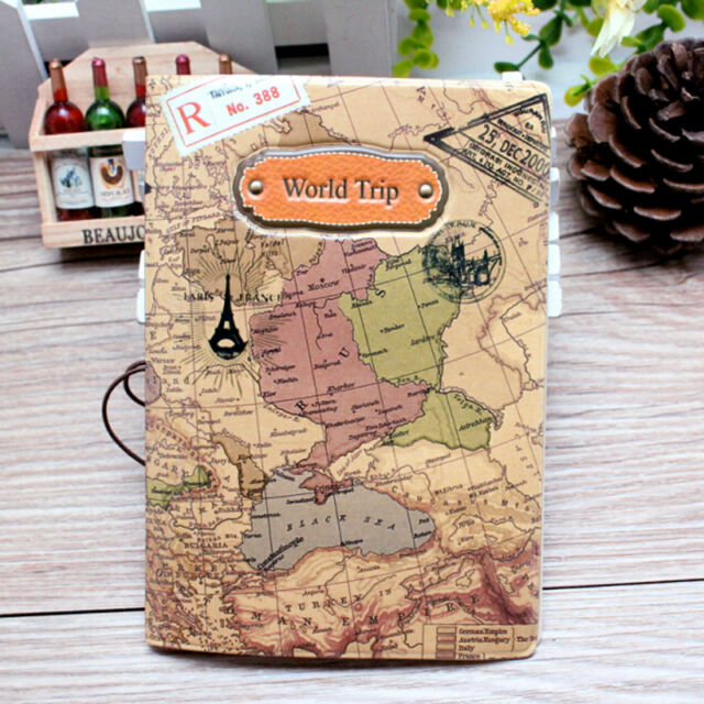 Travel Passport Holder Ticket Document Protector Cover Case Bag Wallet