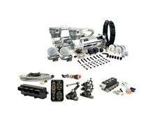 Accuair E-Level Kit With VU4 Manifold,Viair 480C Dual Pack Air Ride Suspension