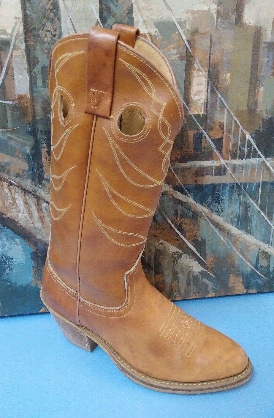 Acme Western 4607 Cowboy Stiefel Größe 6.5 B Damenschuhe