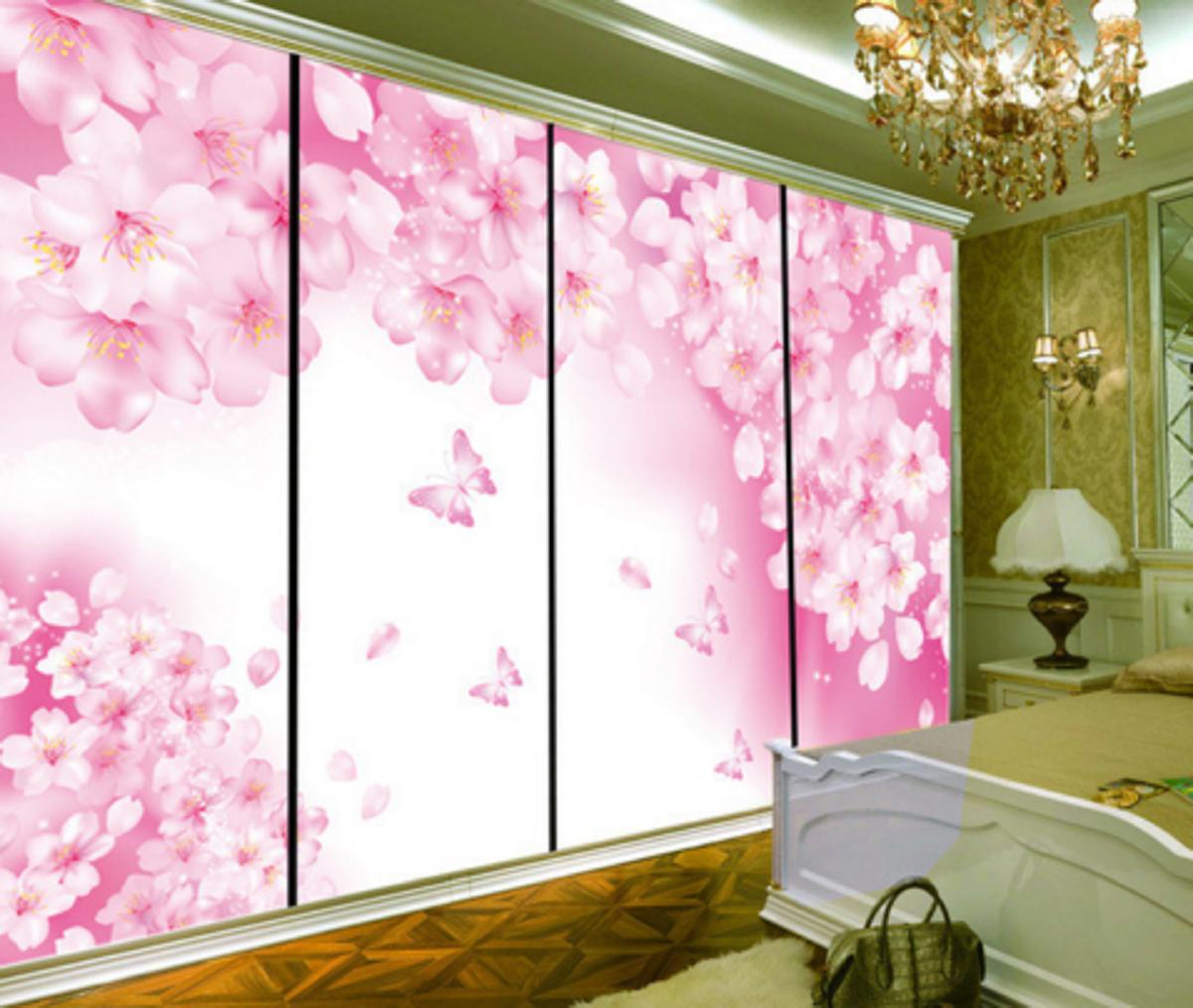 3D 3D 3D Rosa Peach Flower 7 Wall Paper Murals Wall Print Wall Wallpaper Mural AU Kyra 1eea88
