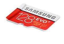 New Samsung 128GB EVO PLUS Micro SD Micro SDHC 80MB/s UHS-I Class10 Memory Card