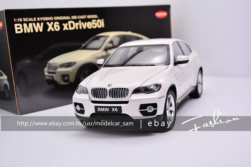KYOSHO 1 18 BMW X6 disque X6M 50i