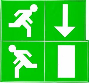 FIRE-EXIT-SELF-ADHESIVE-STICKER-SIGN-100MMM-X-100MM-APPROX