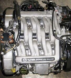 MAZDA-MPV-GY-DE-2-5-V6-DOHC-PETROL-ENGINE