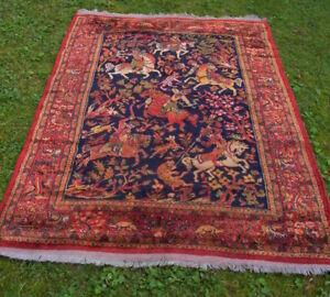 Teppich-Ghom-Persien-197cm-x-130cm