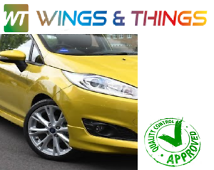 FORD FIESTA 2008-2017 MK7 DRIVER O//S WING fully painted in Mustard Olive