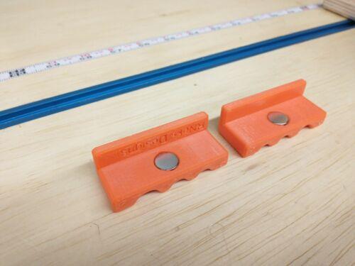 3 Hole for Monarch//Vivid//Vivid Air//Reverb RockShox Rear Shock Vise Blocks