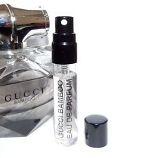 Gucci Bamboo 5ml Eau de Parfum 0.17oz EDP Travel Sample Spray Perfume