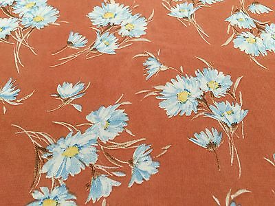 Chiffon Print - Dress Fabric - Daisy Duke