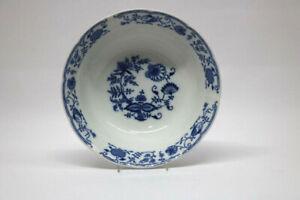 Zwiebelmuster Bowl Tiefer Schüssel Bohemia Porzellan Thun 26 cm