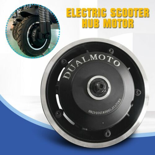52V 1000W For 10inch Electric Scooter Front /& Rear Drive Hub Motor No Wheels
