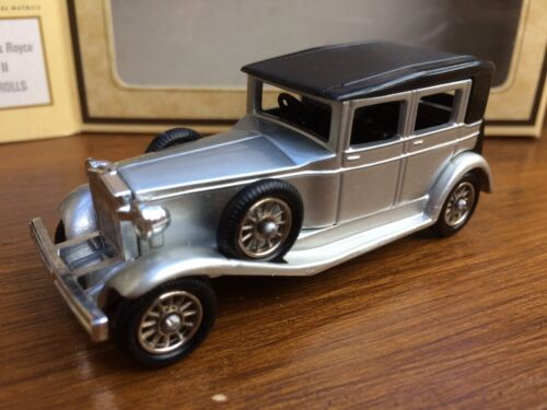 Lledo Dg19011a Gode Dg19 Tba Cream 1931 Rolls Royce Phantom Ii Brewster Voitures