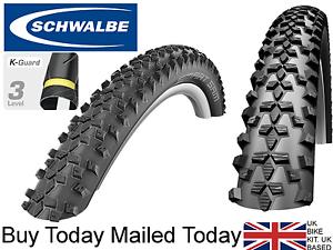 26 x 2.25 SCHWALBE SMART SAM KGuard AntiPuncture Road& Mountain  Bike Tyre 57-559  manufacturers direct supply