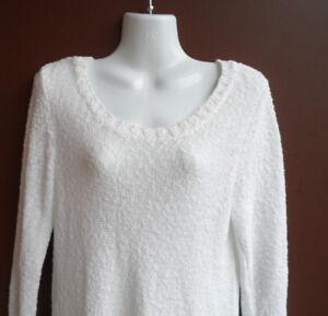 Online-Verkauf besserer Preis für San Francisco Details zu Damen Pullover Sweater Gr.S Weiß von H&M Baumwolle