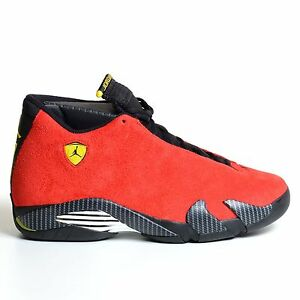 image is loading air jordan 14 retro ferrari red 2014 yellow - Ferrari 2014 Yellow