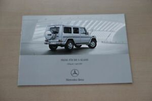 185728-Mercedes-G-Klasse-Preise-amp-Extras-Prospekt-04-2007