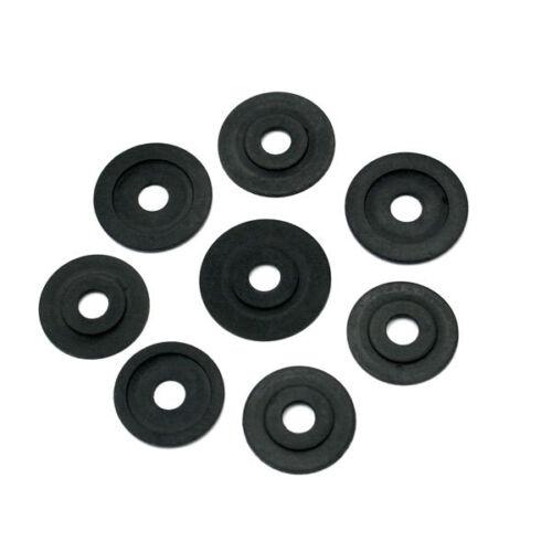 schwarz Gummi Feder Dämpfer Set of 8 für Euph