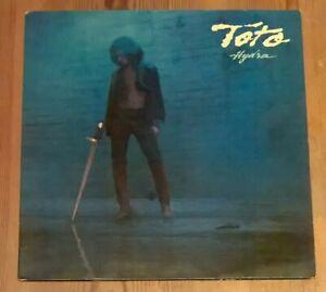 Toto-Hydra-Vinyl-LP-Album-Gatefold-33rpm-1979-CBS-83900
