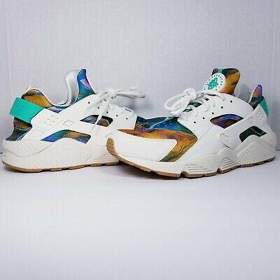 Nike Air Huarache Run Print 'Alternate Galaxy' Men's Shoes AQ0533 100 Size 12 887232440176 | eBay