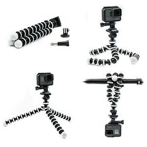 Octopus-Flexible-Tripod-Mount-Stand-for-GoPro-Hero-7-6-5-4-3-Action-Cam-Go-Pro