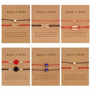 2PCS-Natural-Stone-Braided-Rope-String-Bracelet-Friendship-Couple-Card-Jewelry