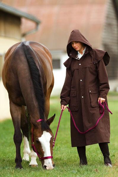 Equi-thème  Riding coat  gabardina