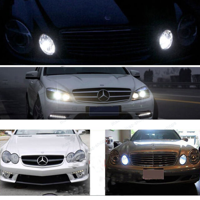 2x BAY9s 68196 H21W 6 SMD 5630 LED parking lamp Light Bulb White 150lm 6000K DC