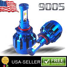 2X 9005 HB3 LED Headlight Kit 80W High Low Beam Light 8000LM 6000K White Lamps