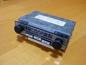 CLASSIC-CAR-AUDIO-BLAUPUNKT-MANNHEIM-Autoradio-KLASSIK-CAR-AUDIO