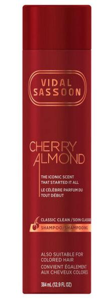 Vidal Sassoon Cherry Almond Classic Clean Shampoo 12 9 Oz