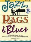 Jazz Rags & Blues 1 von Martha Mier (2010, Taschenbuch)