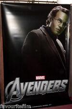 Cinema Banner: AVENGERS ASSEMBLED - MARVEL 2012 (Hulk/Bruce Banner) Mark Ruffalo
