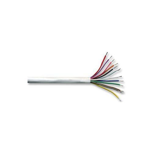PC626 Alarm Cable White 12 Core Burglar Security Per 20 metre