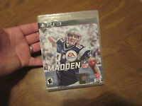 Madden NFL 17 (Sony PlayStation 3, 2016) Video Games