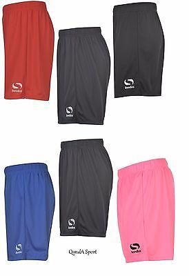 Medium, Charcoal Sondico/ Mens Core Sports Shorts Football Training Bottoms