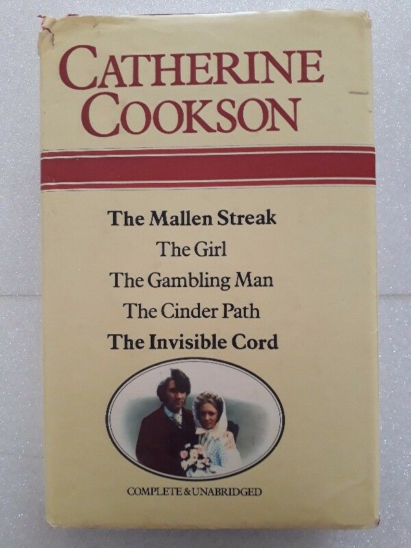 The Mallen Streak, The Girl, The Gambling Man, The Cinder Path, The Invisible Cord - Cookson