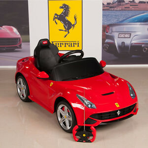 image is loading 12v ferrari kids ride on car w remote