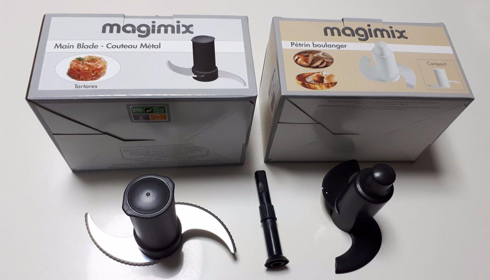 Magimix Blade, Spindle & Dough Blade 5000 5100 5200 5200xl ref 17710
