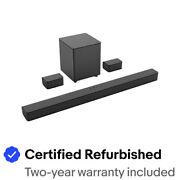 "Vizio V51-H6B-RB 36"" V-Series 5.1 Home Theater Sound Bar- Certified Refurbished"