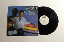 GERARD JOLING Love Is In Your Eyes LP WEA 240 749-1 1985 Korea VG++ 0L