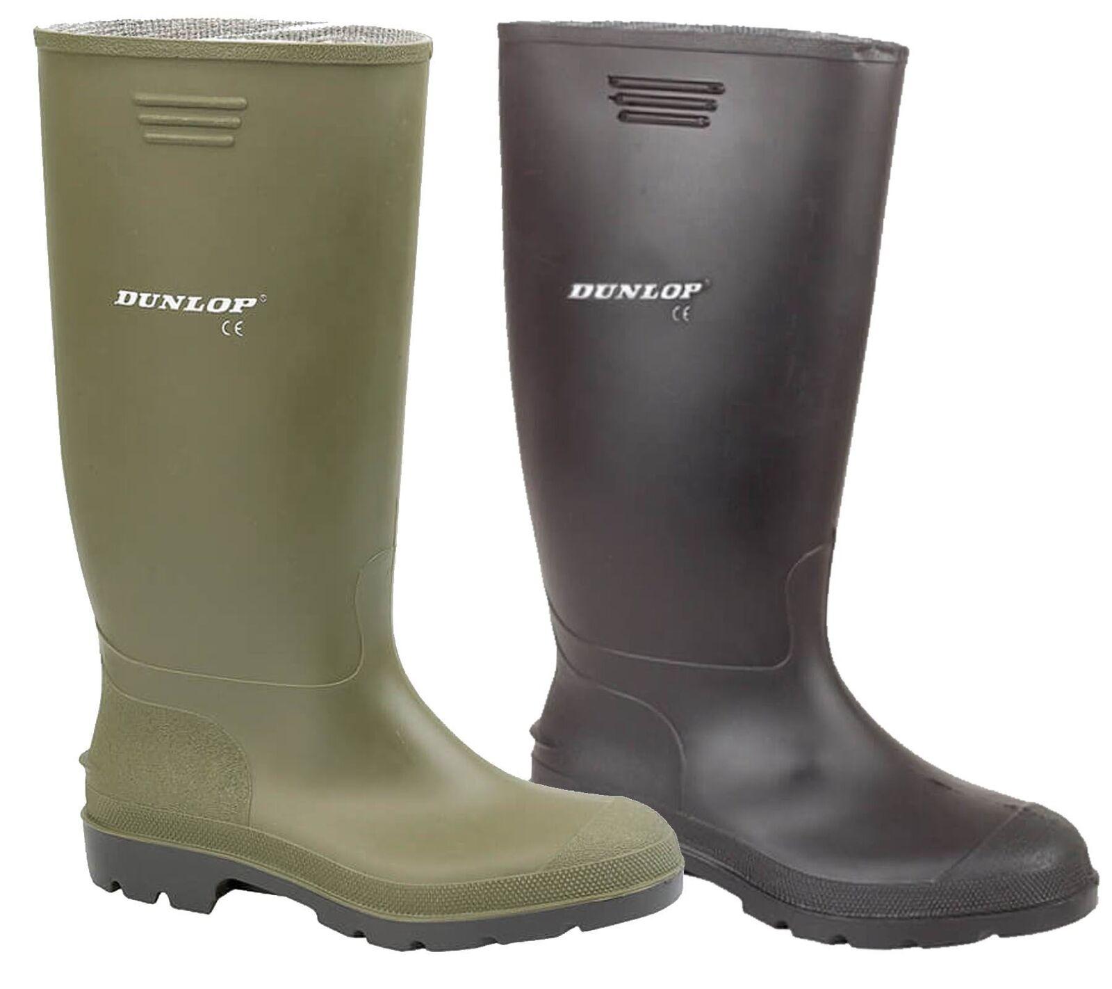 Mens & Wellies Ladies Dunlop Wellingtons Mens Wellies & Womens Rain Shoes 7c01b7