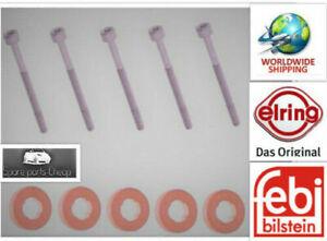 Bolt-amp-Washer-Seal-Kit-Mercedes-ML-270-CDI-Common-Rail-Diesel-Injector-Sprinter