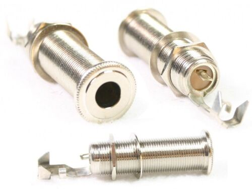 "Switchcraft 151 Long Thread Threaded 1//4/"" Mono End Pin Jack Barrel Cylinder"