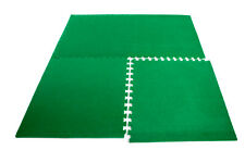 Artificial Grass Astro Tile Turf Mat Interlocking Sport Lawn Garden Easimat 386