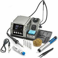X Tronic Model 4010 Pro X Platinum Edition 75 Watt Soldering Iron Station Kit
