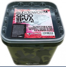 3 x 3kg Spod /& PVA Micro Pellet Mix Bait-Tech Camo Buckets 9kg
